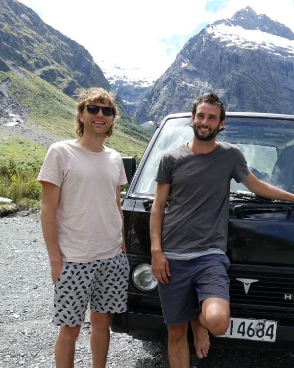 Josh & Mearle