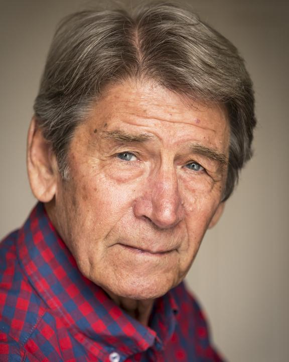 Ken Blackburn MNZM